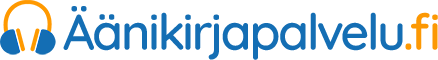 Äänikirjapalvelu.fi Logo